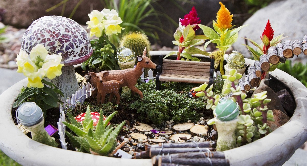 FUN GARDEN PROJECTS FOR KIDS
