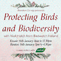 Birdwatch Ireland Talks at Bandon Co-op