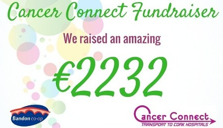 Bandon Co-op Fundraiser for Cancer Connect