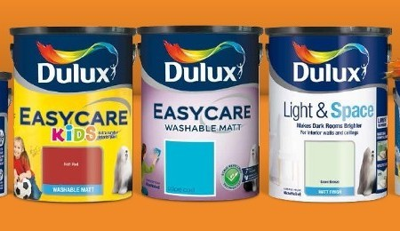 Dulux Interior Paint Offers October 2016