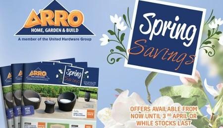 Arro Spring Flyer