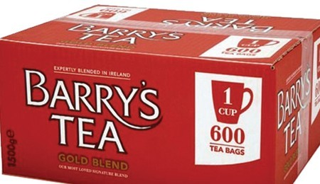 Barry's Tea Offer
