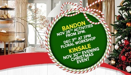 Christmas events at Bandon Co-op