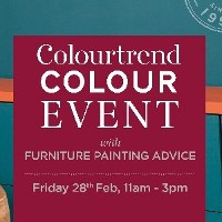 Upcycling & Colour Advice from Colourtrend