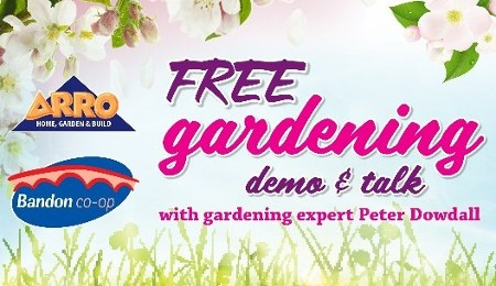 FREE Spring Gardening Talk with Peter Dowdall