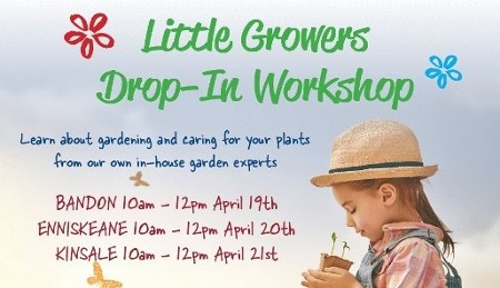 Kids Gardening Workshops