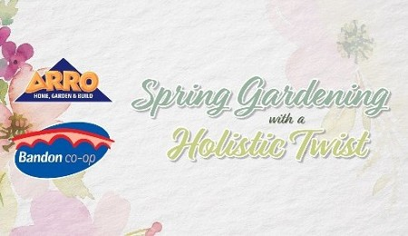 Spring Gardening with a Holistic Twist