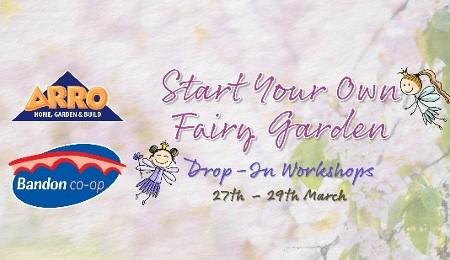 Easter Fairy Garden Workshops