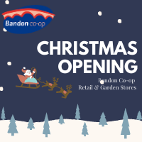 Retail stores - Christmas Opening Hours
