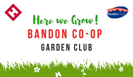 Here we Grow! Bandon Co-Op Garden Club