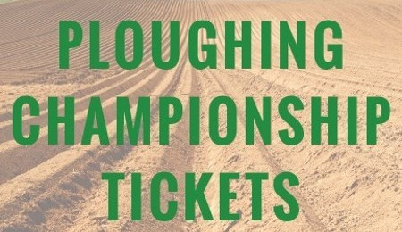 FREE Ploughing Championship Tickets