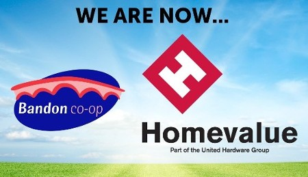 Bandon Co-op is now part of Homevalue
