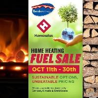 Home Heating Fuel Sale October 2021