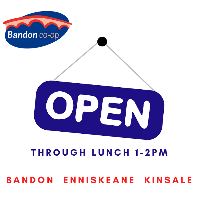 Lunch Opening Hours