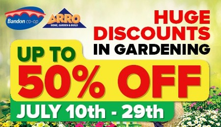 You'll really DIG our July Gardening Offers