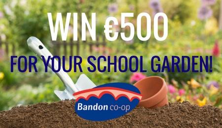 Win a €500 Gardening Voucher for your School