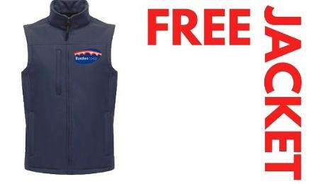 FREE Jackets at Bandon Co-op