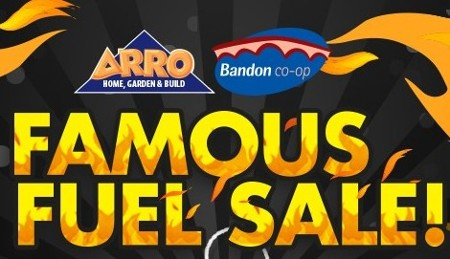 Massive One Day Fuel Sale Sat Oct 15th