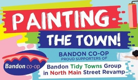 Bandon Co-Op Supports Bandon Tidy Towns Project