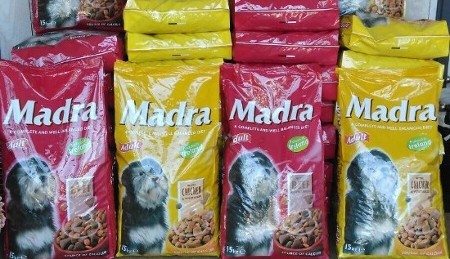 Big Savings on Madra Dog Food