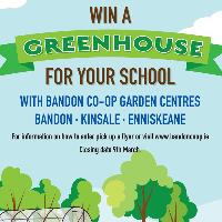 Win a Greenhouse - WINNING SCHOOL!