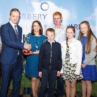 Carbery Milk Quality Winners 2017