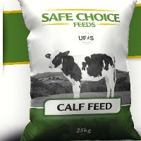 Greenline Calf Starter - the number 1 choice for your calves this season.