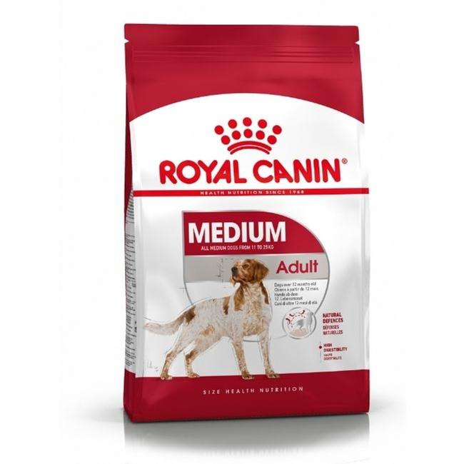 ROYAL CANIN MED ADULT 12 MONTHS/7 YEARS 15KG