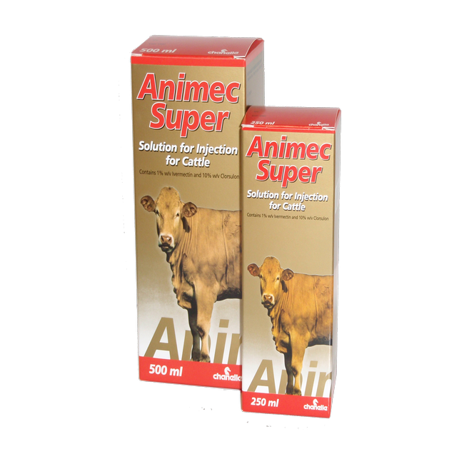 ANIMEC SUPER 500ML