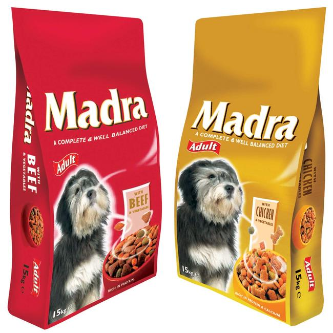 MADRA 15 KG MIXED DOG FOOD
