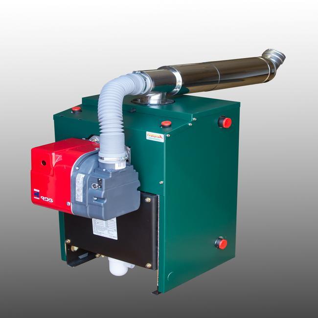 FIREBIRD ENVIROMAX C35 HEATPAC SLIMLINE CON BOILER
