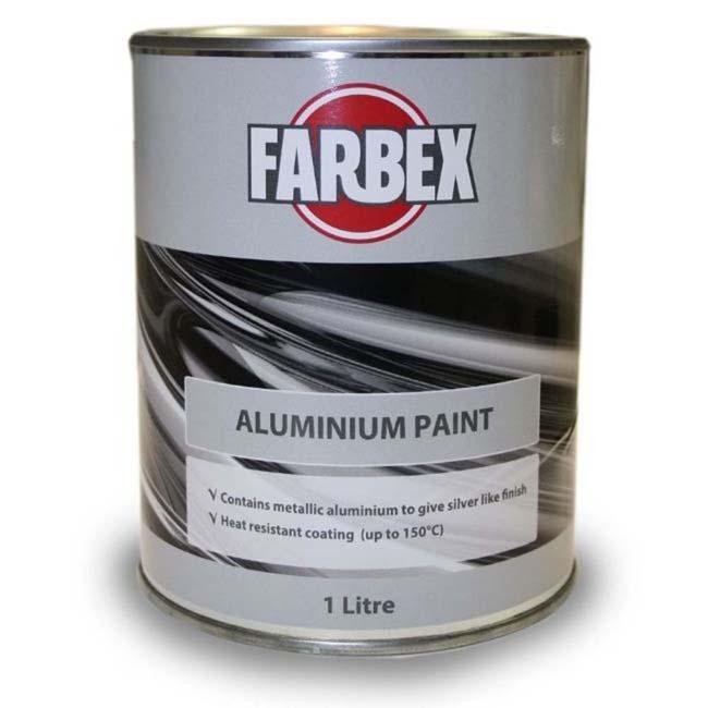 FARBEX ALUMINIUM PRIMER 1LT