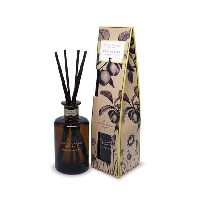 CELTIC CANDLES APOTHECARY DIFFUSER REVITALISE