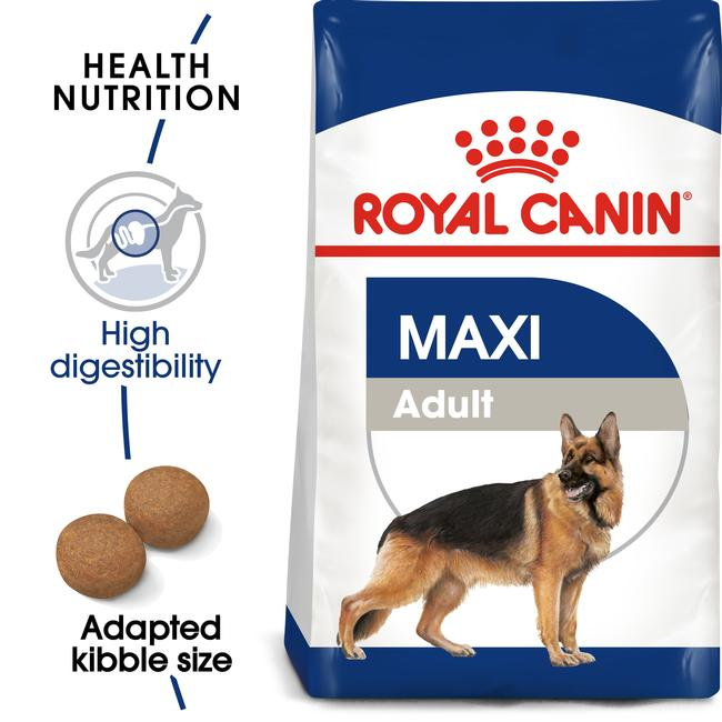 ROYAL CANIN MAXI ADULT 15 MONTHS/6 YEARS 4KG