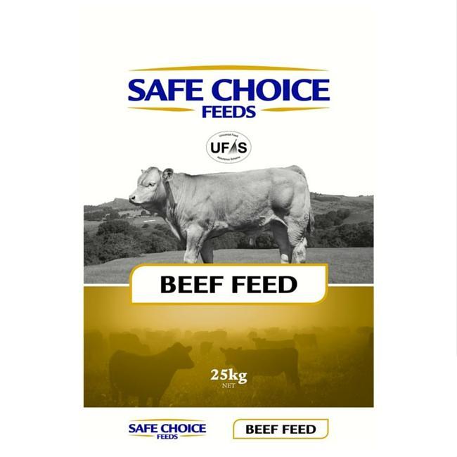 16% BEEF CUBE SCF 25KG