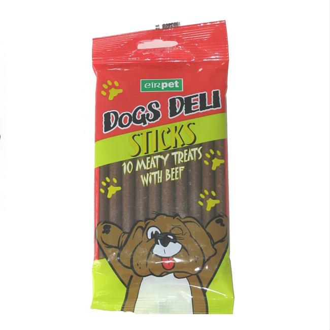 DOG BEEF STICK-BEEF FLAVOUR