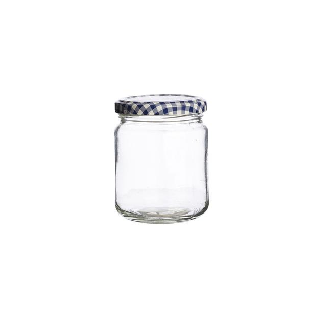KILNER 228ML ROUND TWIST TOP JAR