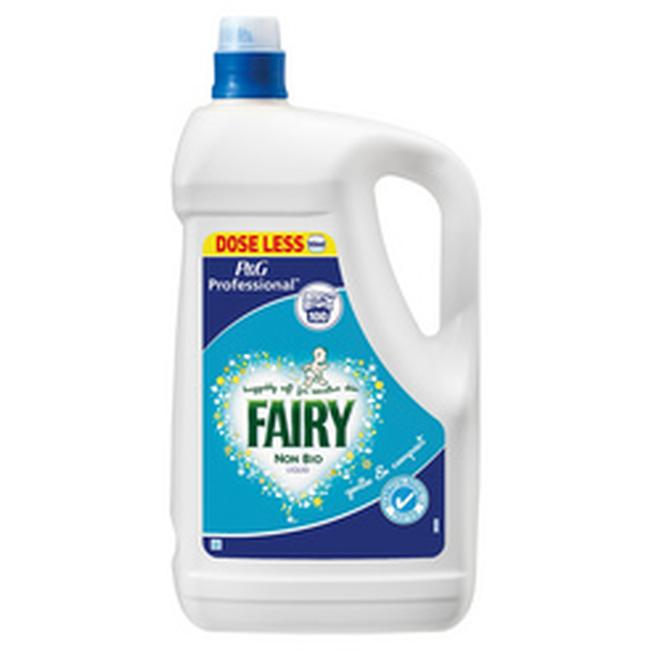 FAIRY LIQUID BIO - NON BIO 5 LITRE 100 WASH