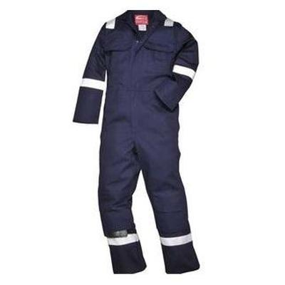SAFETY BOILERSUIT HI VIS - ALL SIZES