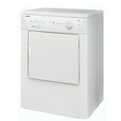 BEKO 7KG VENTED TIME CONTROLLED TUMBLE DRYER DRVT7
