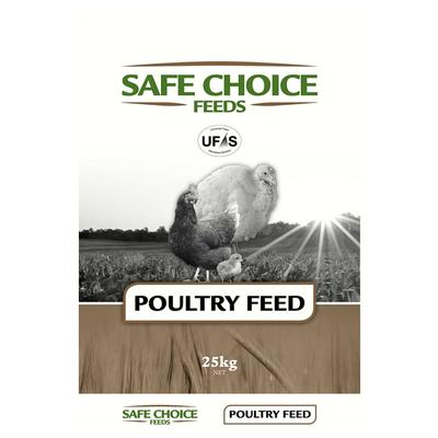 FREE RANGE LAYERS PELLETS SCF 25KG