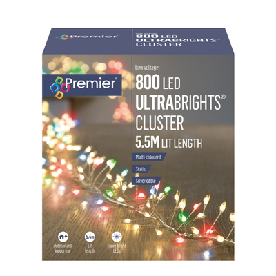 ULTRABRIGHT CLUSTER LIGHTS 800s