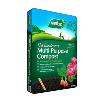 WESTLAND MULTIPURPOSE COMPOST 50L