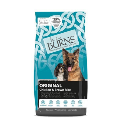 BURNS ORIGINAL CHICKEN & RICE 6KG
