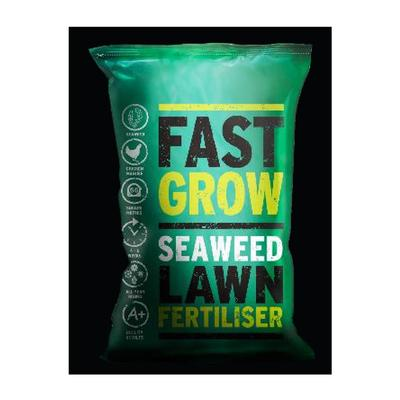 FAST GROW SEAWEED LAWN FERTILISER 10KG