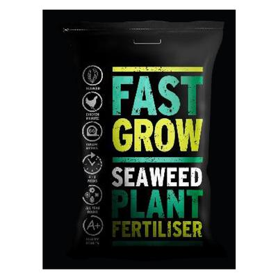FAST GROW SEAWEED PLANT FERTILISER 10KG