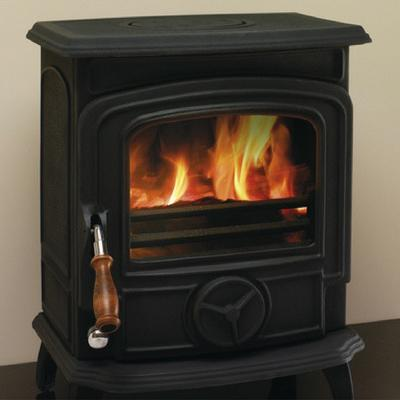 STANLEY OISIN SOLID FUEL STOVE NON BOILER MATT FINISH