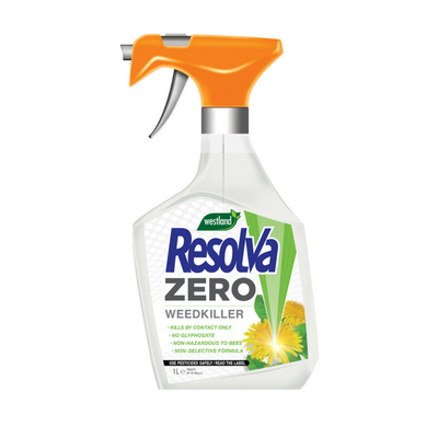 RESOLVA ZERO NATURAL WEEDKILLER 1L